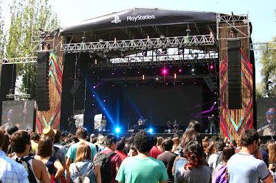 Nano Stern en Lollapalooza 2014