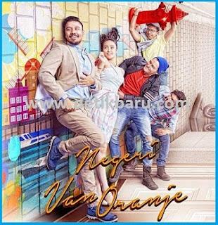 Sampul Film Negeri Van Oranje