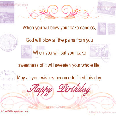 Simple Happy Birthday Wishes Cards Wallpaper Festival Simple Happy Birthday Wishes