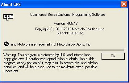 motorola commercial cps software download