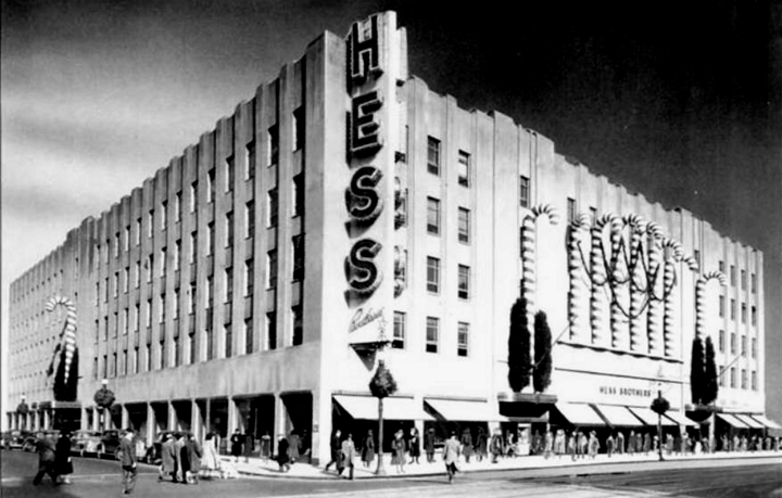 The Department Store Museum Hess Brothers Allentown Pennsylvania