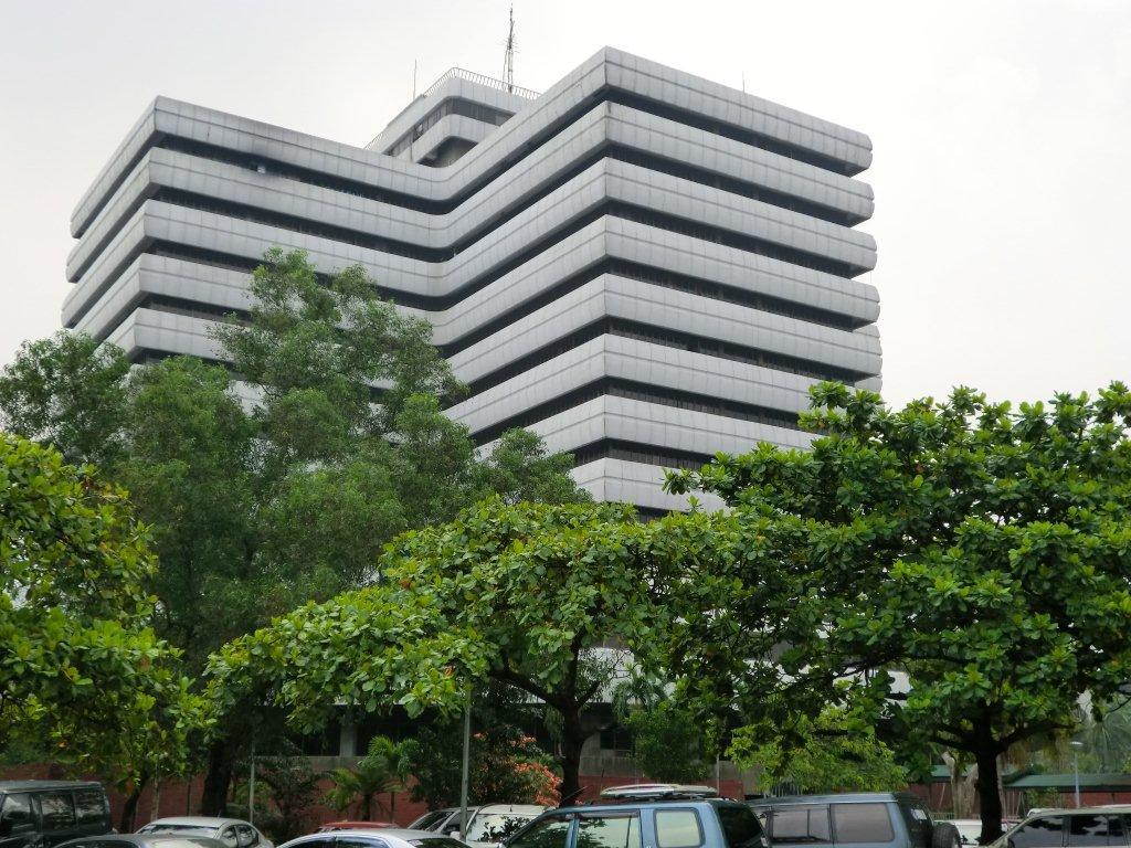 google main office. BIR National Office Bldg. Google Main