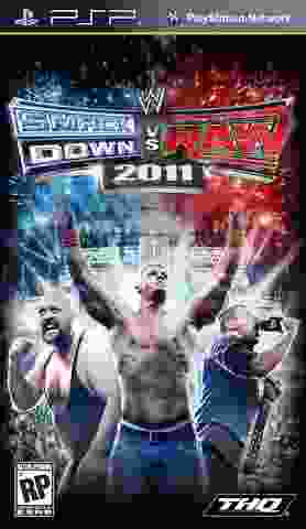 WWE Smackdown Vs Raw 2011 PSP Game » Download Full Games
