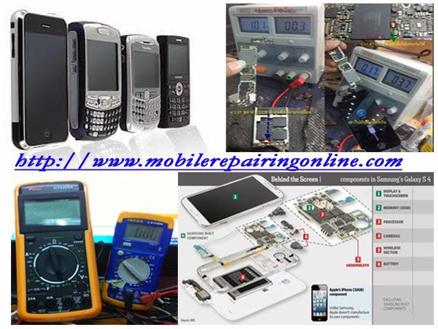 Mobile repairing Online