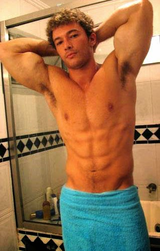 Jock's Hairy Armpits Bathroom