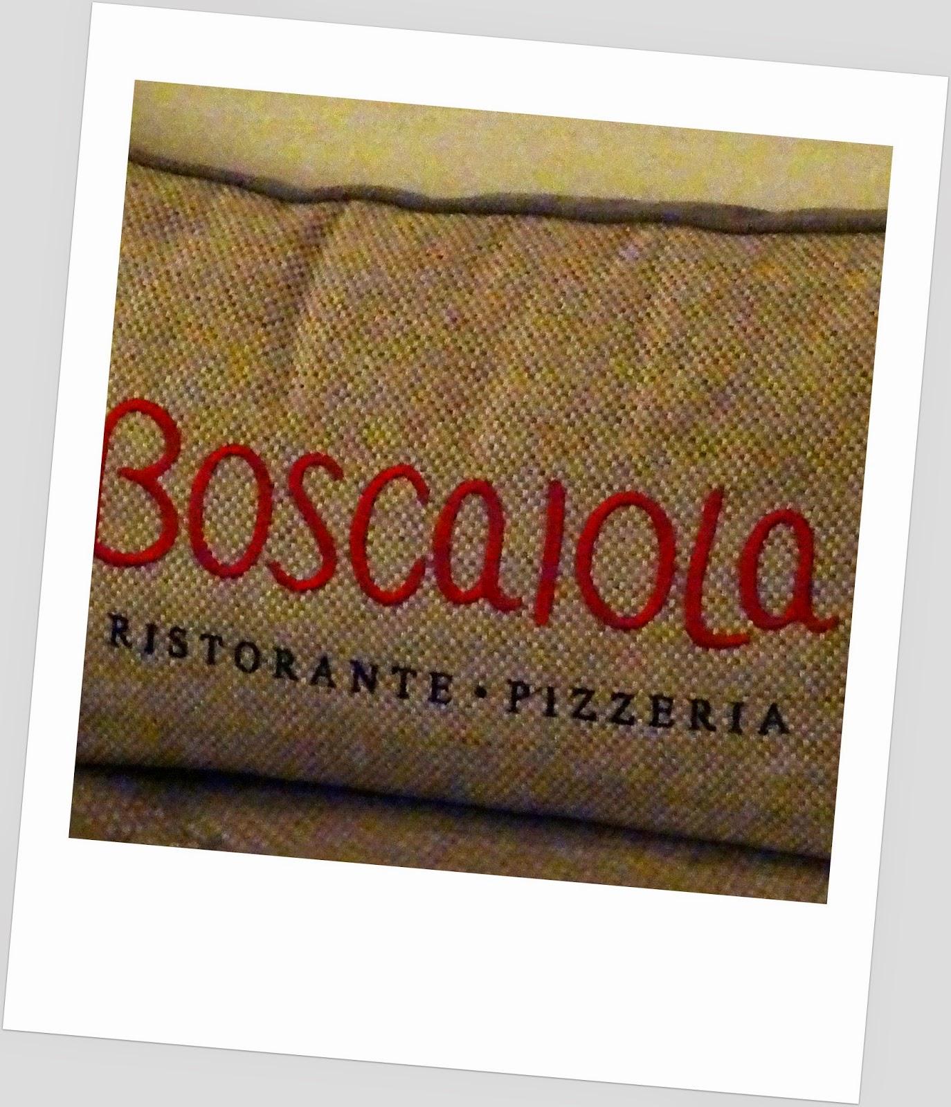 Boscaiola, restauracja włoska,ul. Szewska Kraków