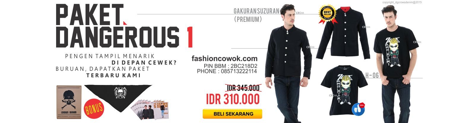 Fashion Cowok