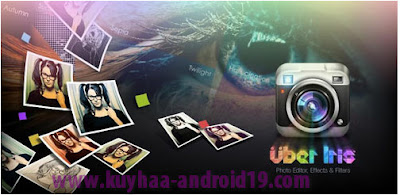 UBER IRIS PRO - PHOTO FILTERS 1.1.0 FOR ANDROID
