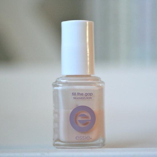 best nail brightener essie fill the gap review essie envy