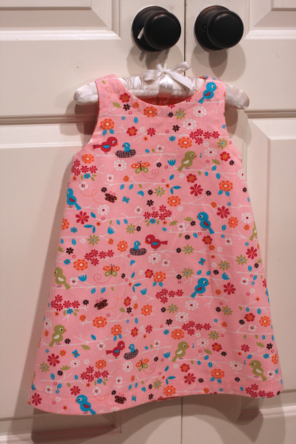 A Line Dress Tutorial