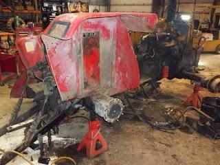 Case IH 585 tractor parts