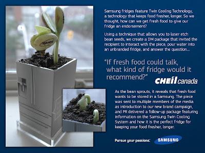 Если бы свежие продукты могли разговаривать, какой холодильник они бы порекомендовали бы Вам? Просто добавьте воды и солнечного света что бы узнать