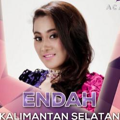 Biodata Endah Dari Kalimantan selatan.