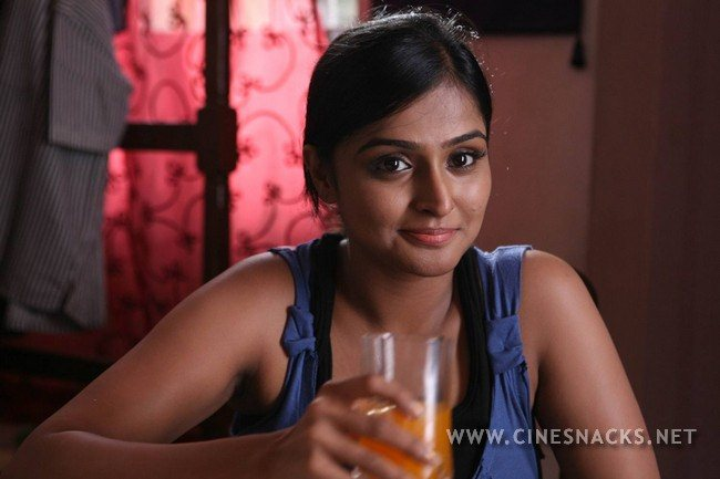 Actress Ramya Nambeesan in pizza tamil movie in function photo shoot still
