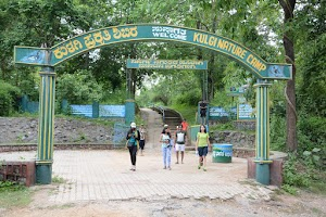 Kulgi Nature Camp entrance gate