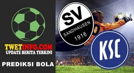 Prediksi Sandhausen vs Karlsruher SC