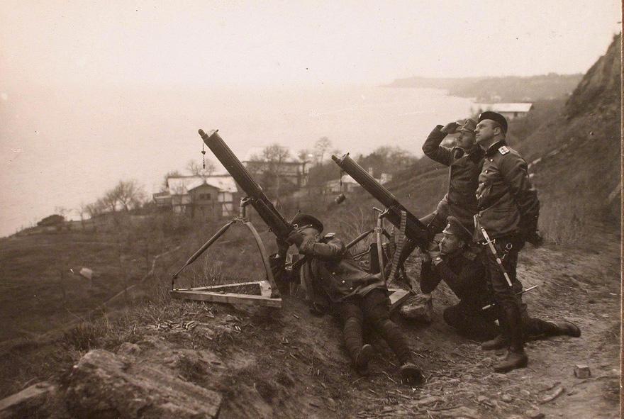 Front wschodni I wojny światowej