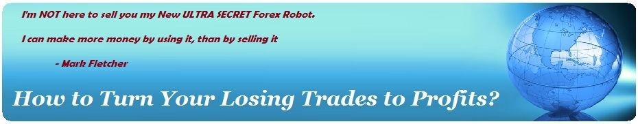 How To Turn Your Losing Forex Trades to Profits?