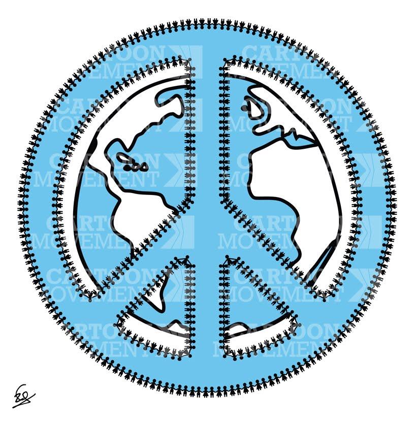 Random Views: Master Peace project, Cartoon Movement