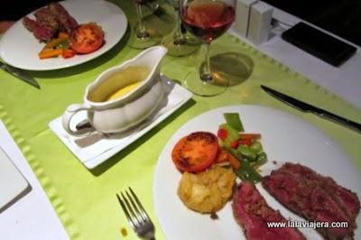 Restaurante Gorbea Hotel Gloria Palace San Agustin