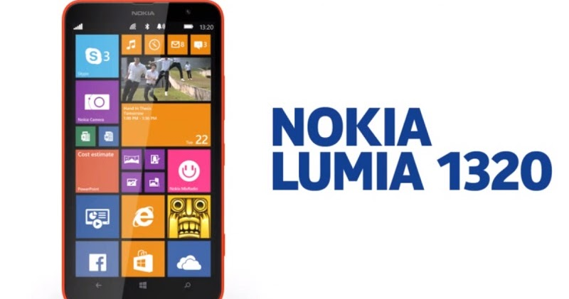 la versión libre del Lumia 1320 en España | Tu Sitio Windows Phone