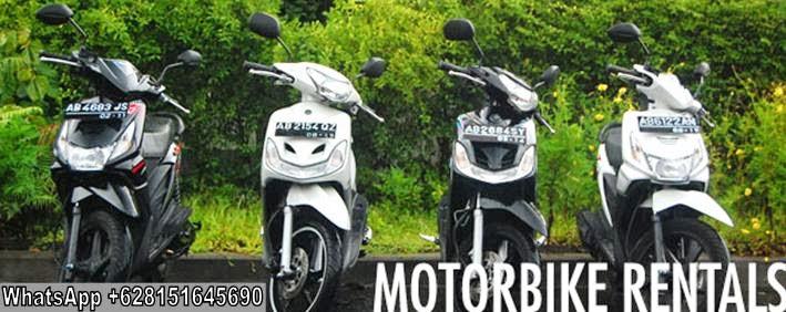 Rental Motor Jogja Sewa Motor Yogyakarta Motorcycle Rental Jogjakarta WhatsApp +628151645690