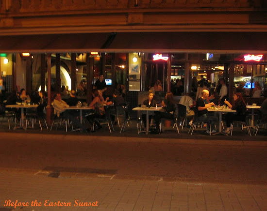 Fremantle City - Australian eating out