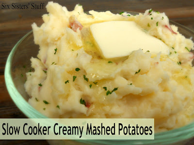 GOOD FOODIE: Slow Cooked Mashed Potatoes