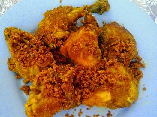 Resep Membuat Ayam Goreng Padang Enak