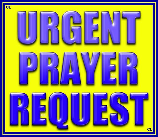 URGENT PRAYER For US Israel Middle East