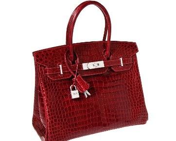 Tas Hermès Birkin Langka Warna Merah, Tas Tangan Termahal di Dunia