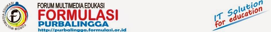 Forum Multimedia Edukasi (Formulasi) Purbalingga