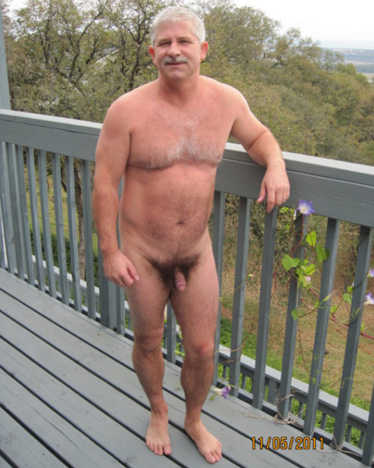 Nude Daddies Handsome Hairy Men