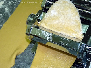 Estirar pasta fresca EnHarinate