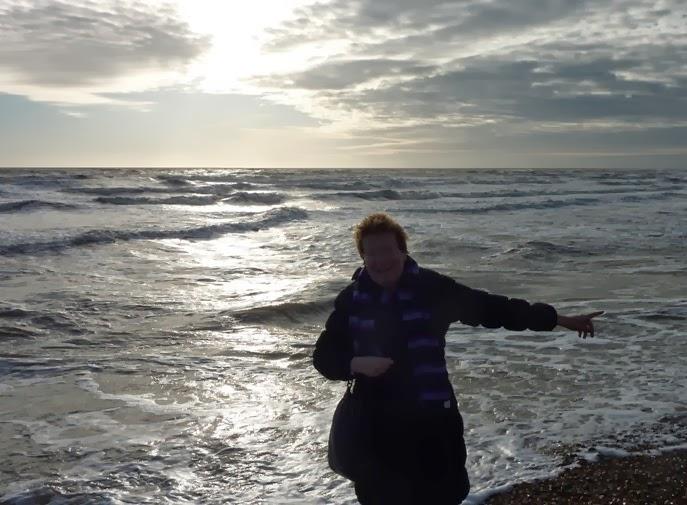 The sea, the sea.....