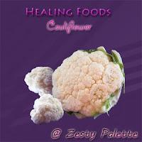 Happening here ... Healing Foods