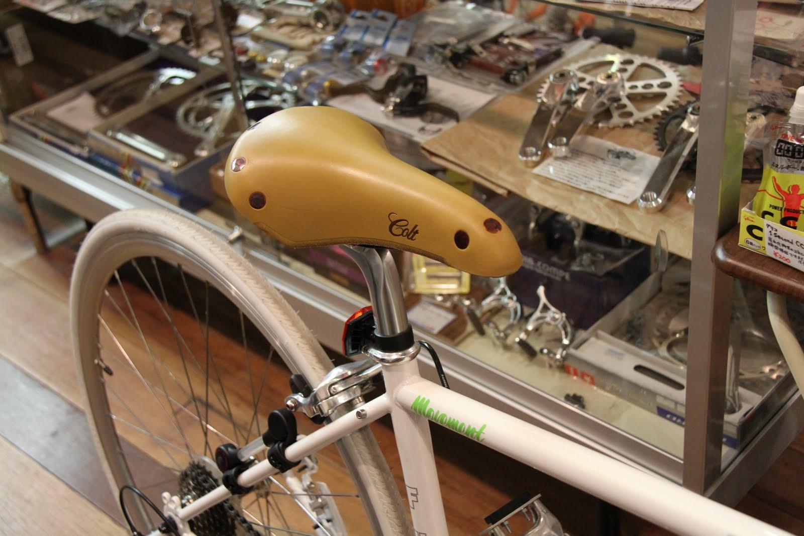 BICYCLE STUDIO MOVEMENT BLOG: 偶然