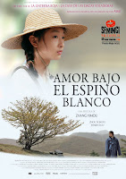 Amor bajo el espino blanco. Making Of. Cine