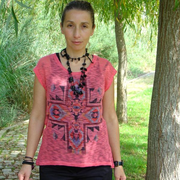 OOTD Aztec print. Visit www.forarealwoman.com  #fashion #blogger