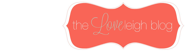The LoveLeigh Blog