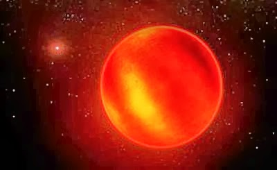Alien World That 'Rains Molten Iron'