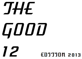 2013 The Good 12 logo GoodCarBadCar