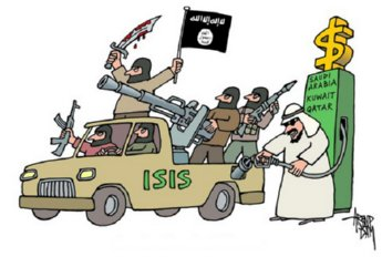 """ISIS' $1B Annual Revenue Enough to Fund War For Years – Thanks in Part To US """"Allies"""""""