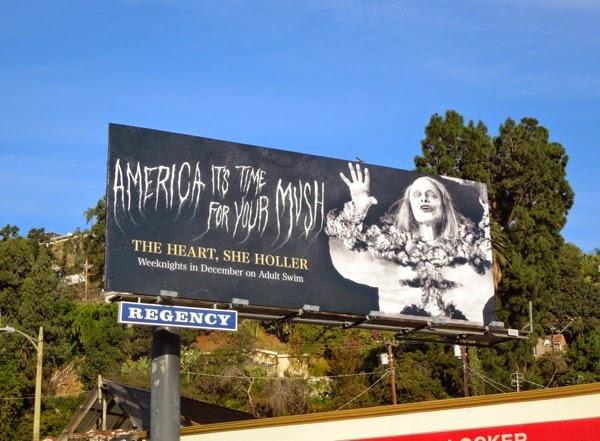 Heart She Holler season 3 billboard