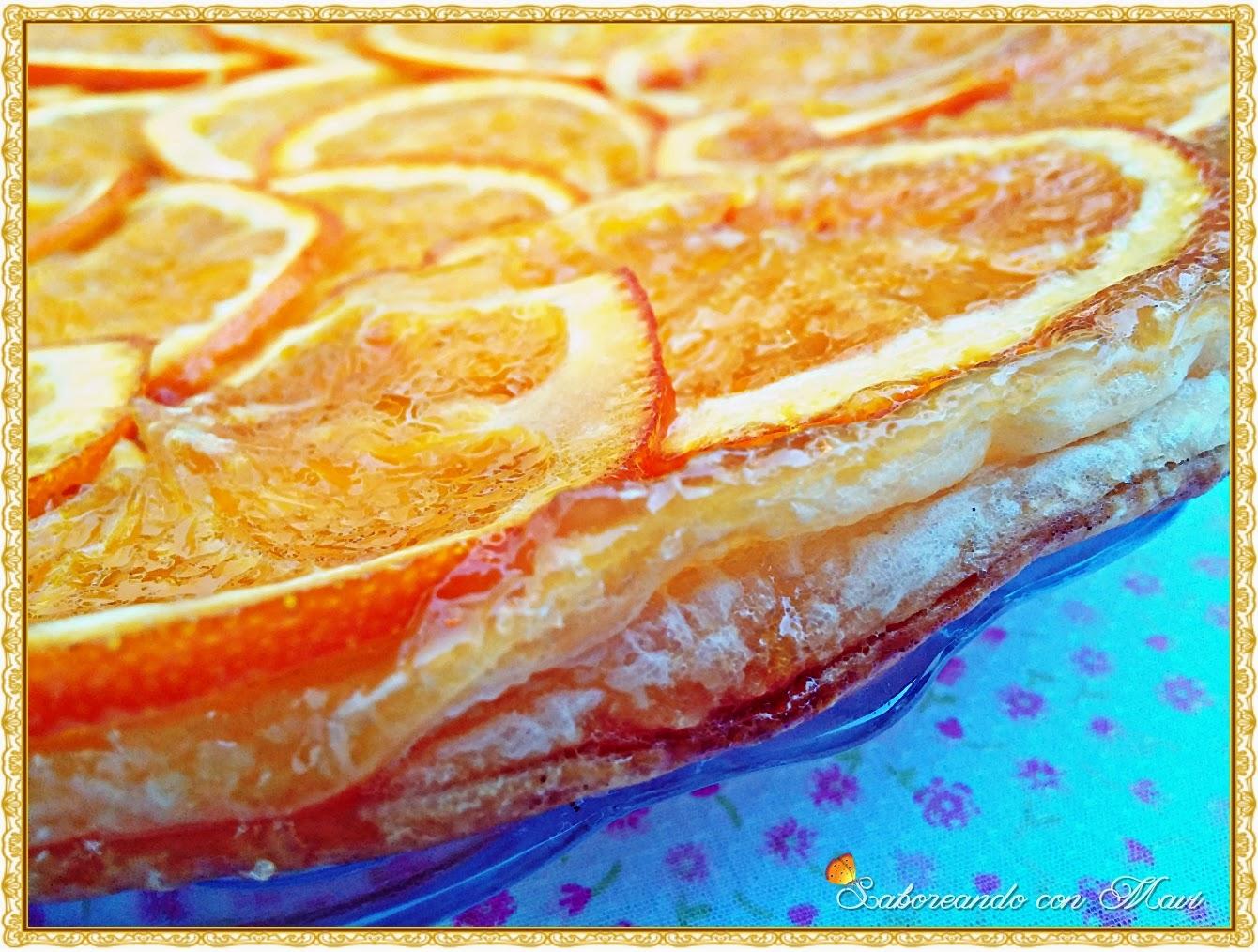 Milhojas De Naranja
