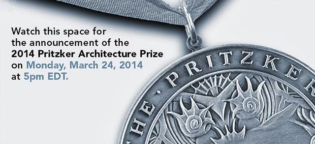 Pritzker Prize Poll 2014