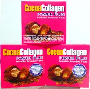 Cocoa Collagen Power Plus (by Atuk Classic Kiosk). Klik gambar, maklumat lanjut di blog ACK.