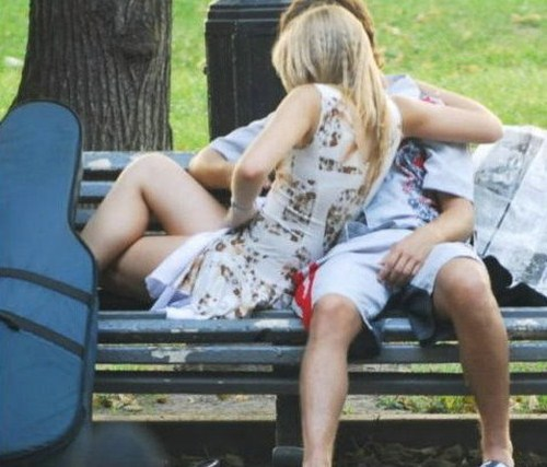 Couples Caught Public Funny Behaviors See How They Are