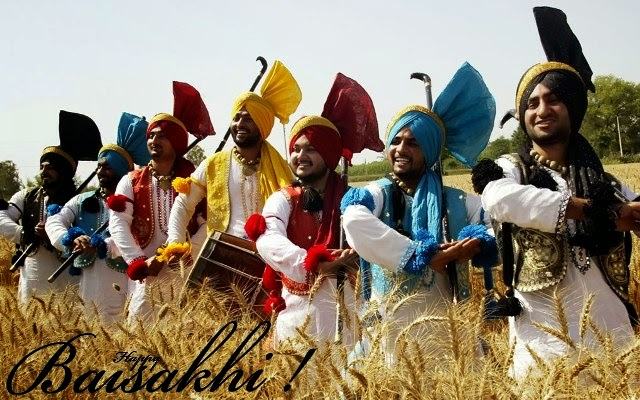 Happy Baosakhi Vaisakhi
