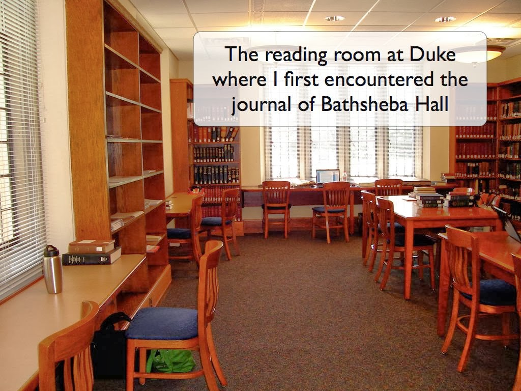 Duke reading room